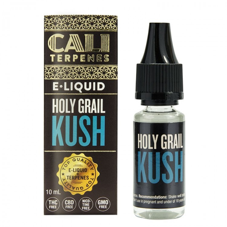Holy Grail Kush E-LIQUID - 10ml