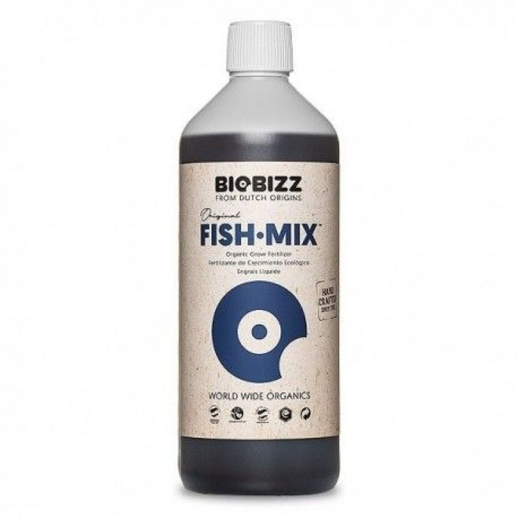 Fish Mix 250ml